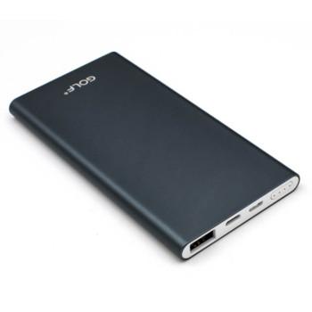 Портативная батарея Power Bank GOLF EDGE5 5000 mAh Black
