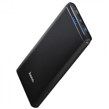 Портативная батарея Power Bank Hoco J2 10000 mAh, Black