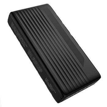 Портативна батарея Power Bank Hoco J27A 20000 mAh Black