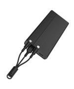 Портативная батарея Power bank Hoco J33A Cool Freedom 20000mAh, Black
