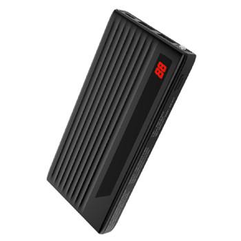 Портативна батарея Power Bank Hoco J27 Treasure 10000 mAh Black