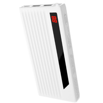 Портативна батарея Power Bank Hoco J27 Treasure 10000 mAh White