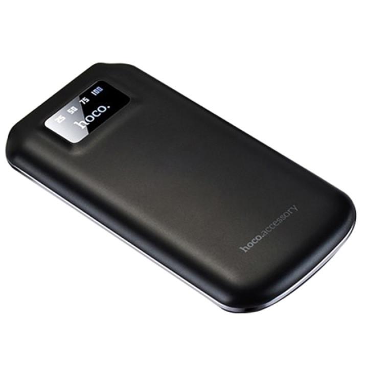 Портативная батарея Power Bank Hoco B26 10000 mAh Black