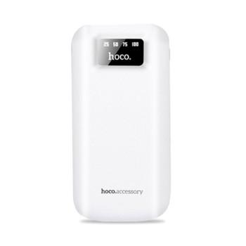 Портативная батарея Power Bank Hoco B26 10000 mAh White