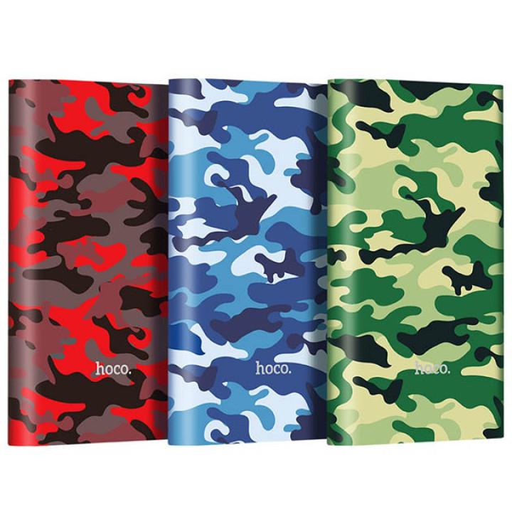 Портативная батарея Power Bank Hoco J9 Camouflage 10000mAh