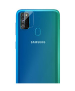 Захисне скло Tempered Glass 0,3 мм 2.5D для основної камери для Samsung Galaxy M30s Transparent