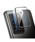 Захисне скло та рамка Tempered Glass 0,3 мм на задню камеру для Samsung Galaxy S20 Ultra