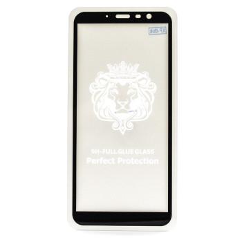 Захисне скло Full Screen Full Glue 5D Tempered Glass для Meizu M6T, Black