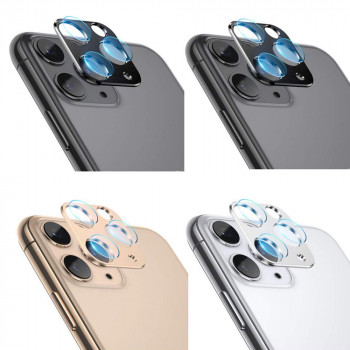 Защитная рамка XO Tempered на заднюю камеру для Apple iPhone 11 Pro, iPhone 11 Pro Max