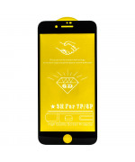 Защитное стекло Full Screen Full Glue 6D Tempered Glass для Apple iPhone 7 plus / iPhone 8 plus, Black