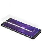 Защитное стекло 3D Tempered Glass UV для Apple iPhone 11 Pro Max / XS Max с клеем и лампой, Transparent