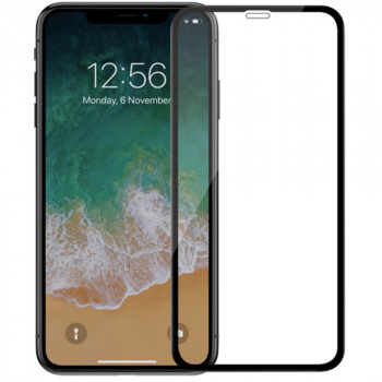 Захисне скло Nillkin 3D CP+MAX Tempered Full Glass для Apple iphone XS Max