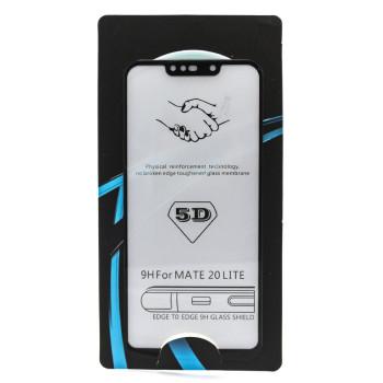 Защитное стекло Glass Pro Full Screen Glue 5D для Huawei Mate 20 Lite, Black