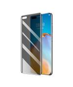 Захисне скло 3D Tempered Glass UV для Huawei P40 Pro з клеєм і лампою, Transparent
