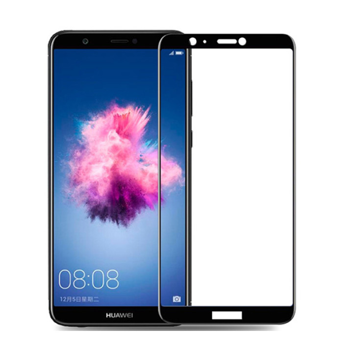 Загартоване захисне скло Full Screen 0,26мм для Huawei P Smart