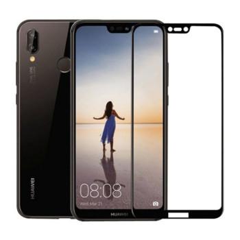 Защитное стекло 2.5D Full Screen Tempered Glass для Huawei P20 lite