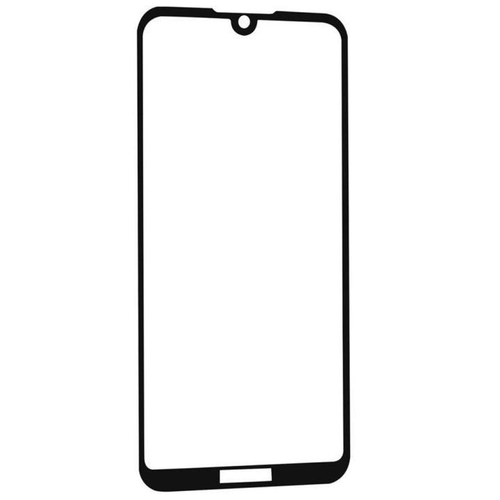 Защитное стекло Gelius Pro Full Glue 3D для Huawei Y5, Black