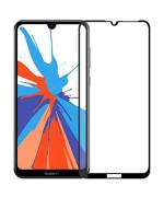 Защитное стекло Full Screen Full Glue 2.5D Tempered Glass для Huawei Y7 2019 / Y7 Pro 2019, Black