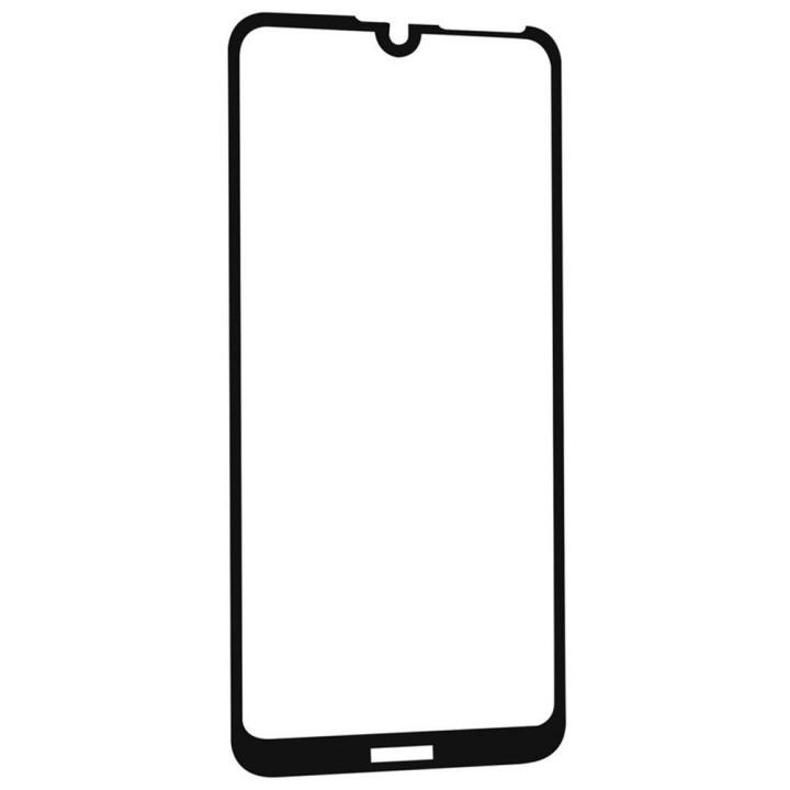 Защитное стекло Gelius Pro Full Glue 3D для Huawei Y7  / Y7 Prime, Black