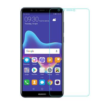 Захисне скло 2.5D 0.3mm Tempered Glass для Huawei Y9 2018