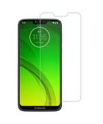 Защитное стекло 2.5D 0.3mm Tempered Glass для Motorola G7 Power