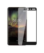 Защитное стекло Full Screen Tempered Glass для Nokia 6 2018 / Nokia 6.1