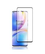 Защитное стекло 3D Tempered Glass для OnePlus 8 Black