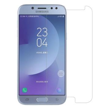 Защитное стекло 2.5D 0.3mm Tempered Glass для Samsung J730 Galaxy J7 2017