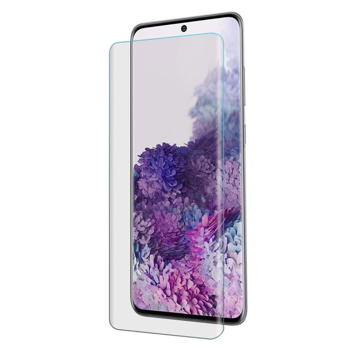 Захисне скло 3D Tempered Glass UV для Samsung Galaxy S20 Ultra Transparent