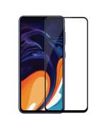 Загартоване захисне скло Full Screen Tempered Glass для Samsung Galaxy A80 2019 (A805)/A90 (A905), Black