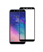 Захисне скло Full Screen Tempered Glass для Samsung Galaxy A6 Plus 2018