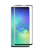 Закаленное защитное стекло Full Screen Tempered Glass для Samsung Galaxy S10E, Black