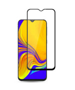 Загартоване захисне скло Full Screen Tempered Glass для Samsung Galaxy M20 (M205), Black