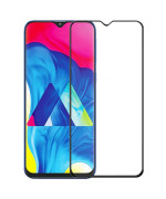 Защитное стекло Full Screen Full Glue 2,5D Tempered Glass для Samsung Galaxy M20 (M205), Black