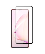 Захисне скло Full Screen Tempered Glass 2.5D для Samsung Galaxy Note 10 Lite Black