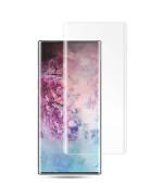 Защитное стекло 3D Tempered Glass UV для Samsung Galaxy Note 10 с клеем и лампой