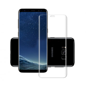 Защитное стекло 3D Tempered Glass для Samsung Galaxy Note 8, 0.3mm 9H (Прозрачное)