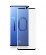 Защитное стекло 3D Tempered Full Glass для Samsung Galaxy S10 Plus, Black