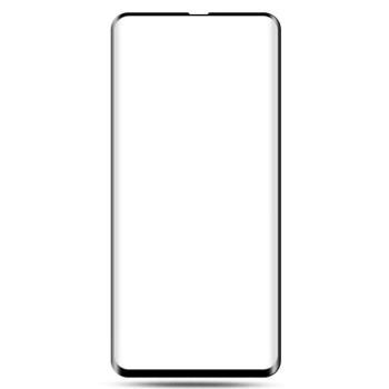 Защитное стекло Full Screen 5D Tempered Glass для Samsung Galaxy S10 G973, Black