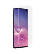 Захисне скло 3D Tempered Glass UV для Samsung G973 Galaxy S10 з клеєм і лампою, Transparent