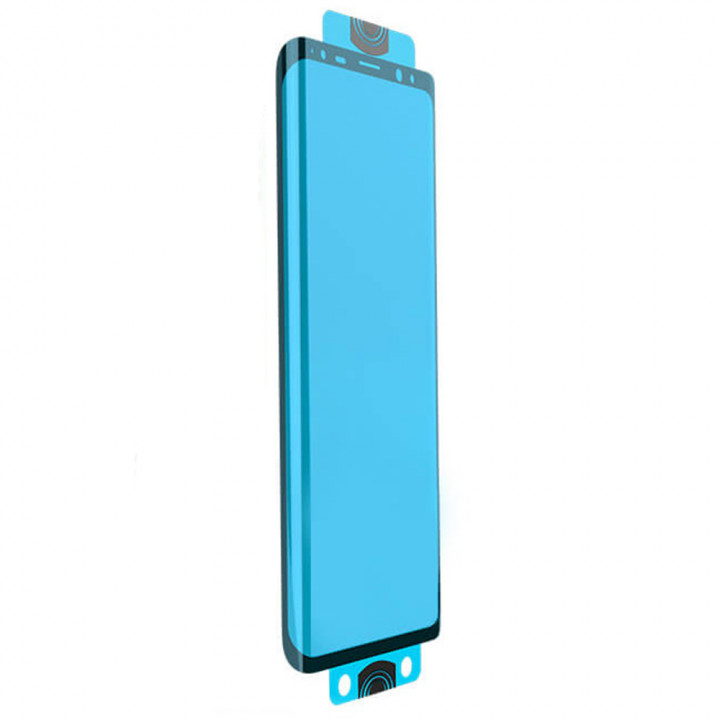 Гибкое защитное стекло BestSuit 3D Full Cover Glue Flexible Glass для Samsung Galaxy S9 Black