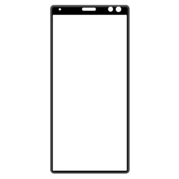 Защитное стекло 3D Tempered Full Glass для Sony Xperia 10 / XA3, Black