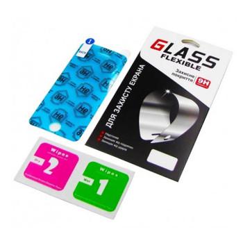 Гибкое защитное стекло Flexible Tempered Glass 0,2мм 9H для Meizu M5c