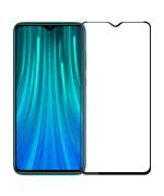Защитное стекло Full Screen Full Glue 2,5D Tempered Glass для Xiaomi Redmi Note 8, Black