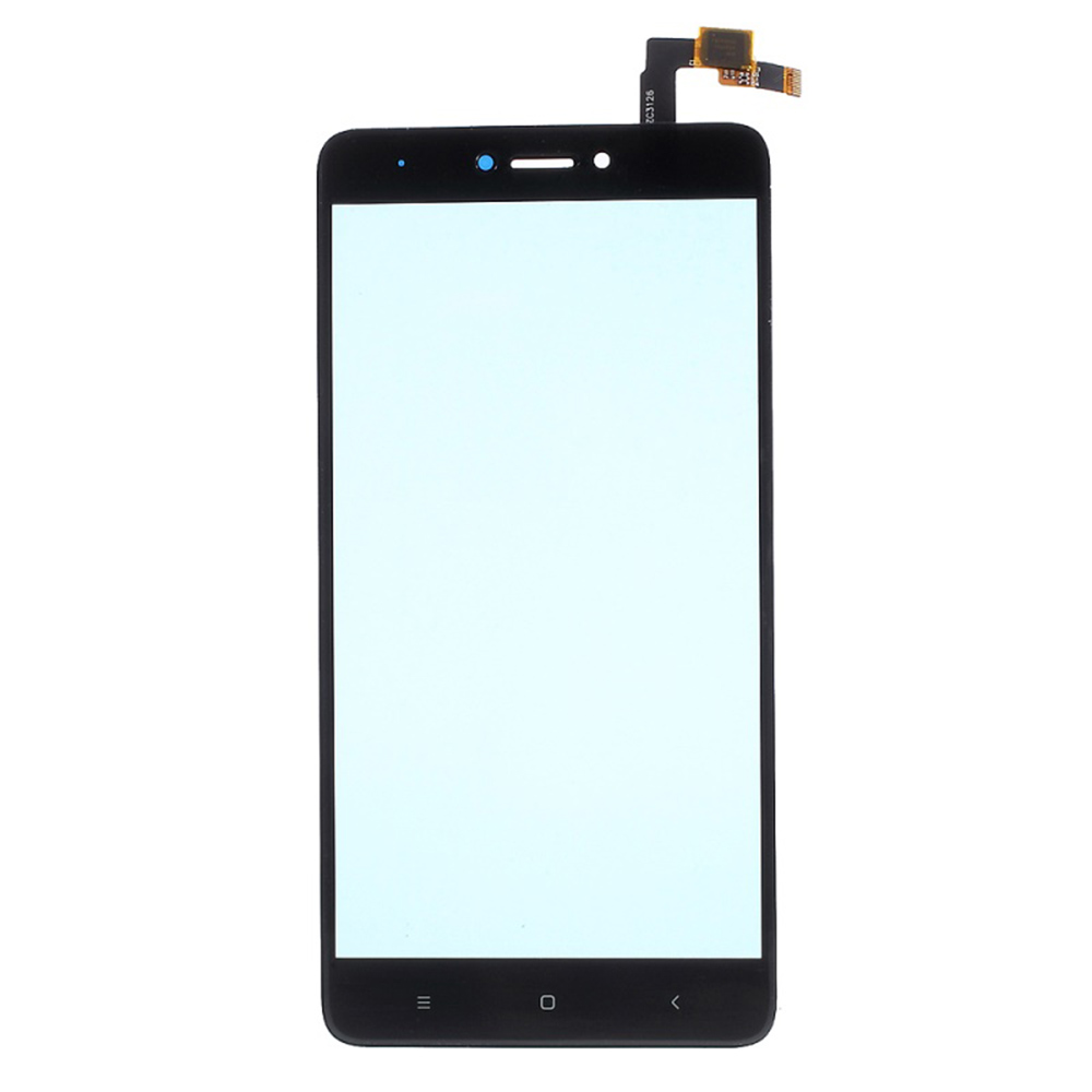 Сенсор тачскрин (Touch Screen) для Xiaomi Redmi Note 4x черный