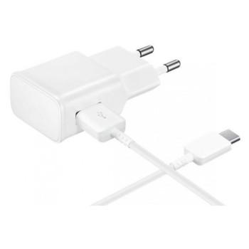 Мережевий зарядний пристрій для Samsung USB 2A Type-C 1м