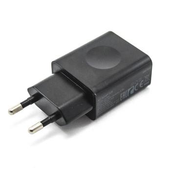 Сетевое зарядное устройство Lenovo C-P63 micro USB 2.0A Black