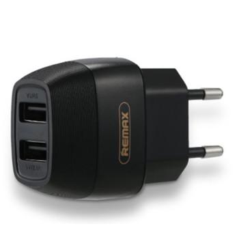 Сетевое зарядное устройство Remax Flinc RP-U29 2USB 2.1A (Black)
