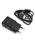 Сетевое зарядное устройство S7 EP-TA20EWE micro-USB 2.0A 1м