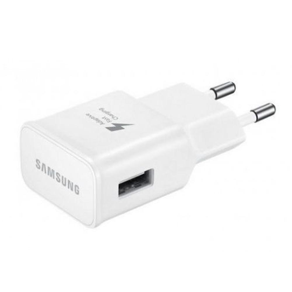 Мережевий зарядний пристрій S8 для Samsung Type-C 2.0A білий